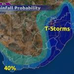 Heavy Rain Predicted